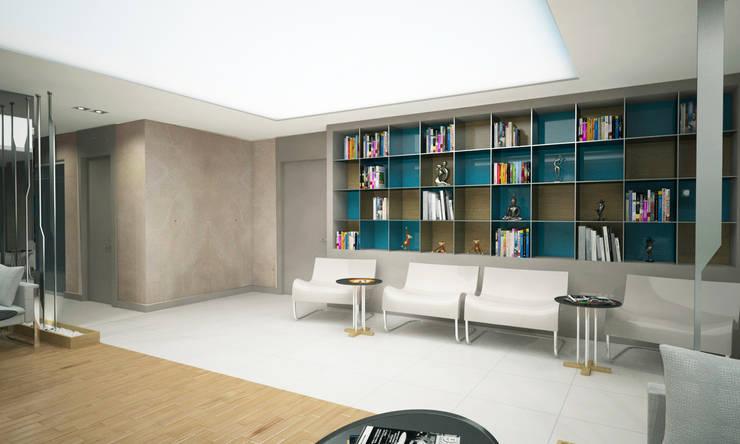 BWorks  – Head Office -3:  tarz Ofis Alanları