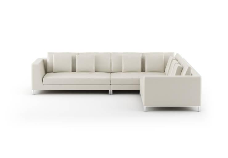 Aziz Sariyer – FINE SOFA: modern tarz Oturma Odası