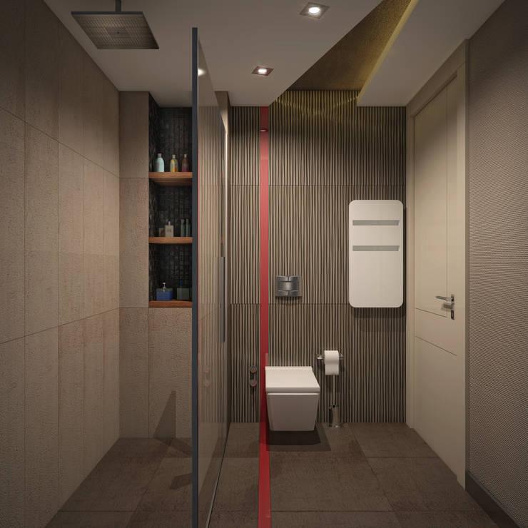 BWorks  – BM HOUSE: modern tarz Banyo
