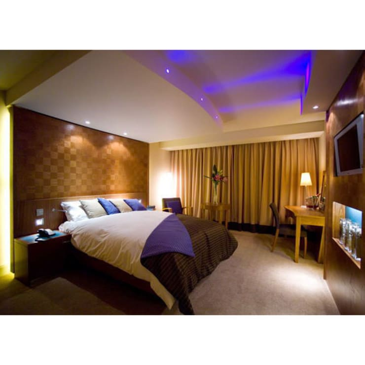 Typical Guestroom, Royal Yacht Hotel, Jersey:  Hotels by IDP Design