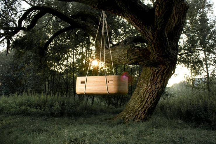 Cradle Noach:  Kinderkamer door VanJoost