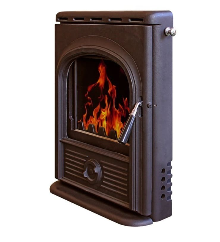 Hi Flame Alpha Inset Multifuel Stove:  Living room by Direct Stoves
