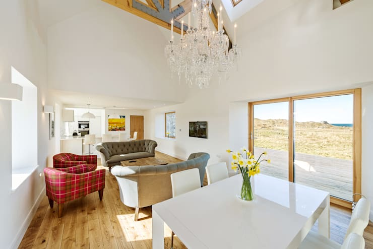 Whitehouse Lodge, Isle of Coll:   by Chris Humphreys Photography Ltd