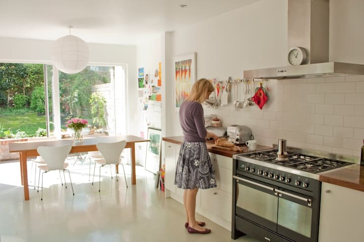 Кухни в . Автор – Dittrich Hudson Vasetti Architects