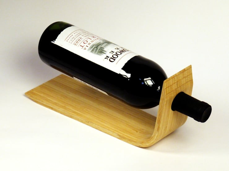 Wine Bottle Holder:  Kitchen by Rin crossing
