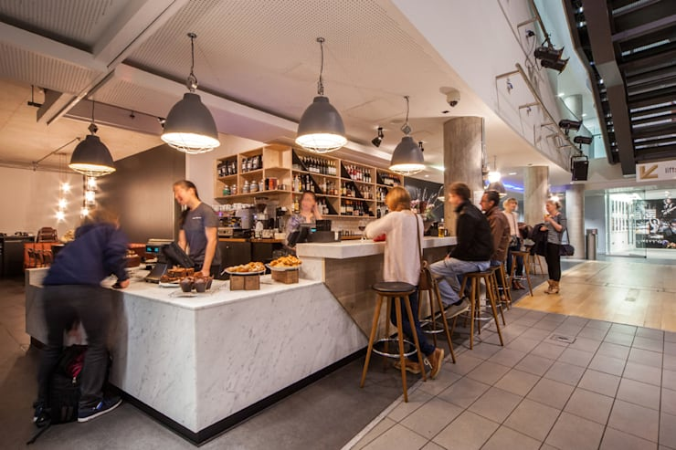 Colston St. Bar & Kitchen :   by Simple Simon Design