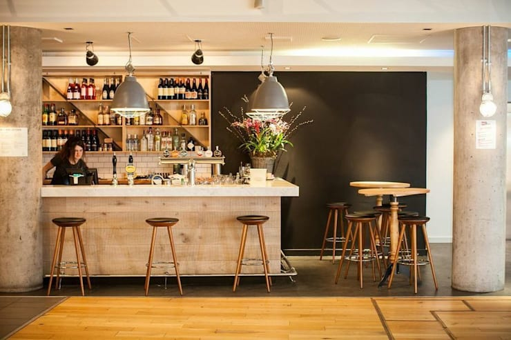 Colston St. Bar & Kitchen:   by Simple Simon Design