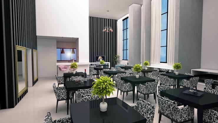 Casas estilo moderno: ideas, arquitectura e imágenes de DE-H ARQUITETURA Moderno