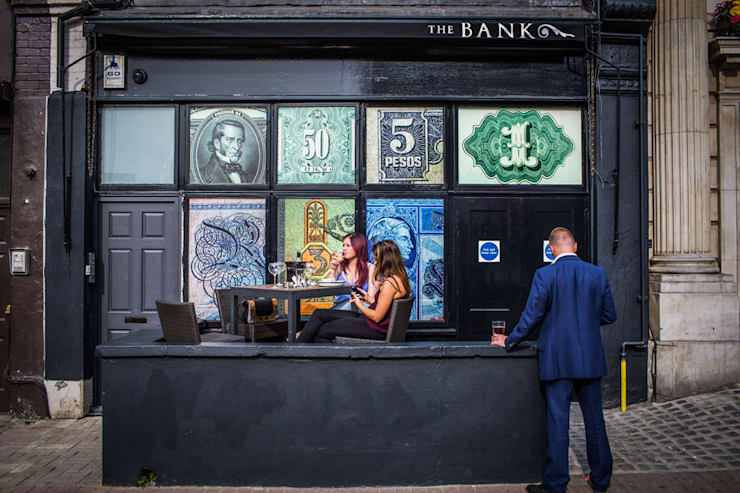 The Bank :   by Simple Simon Design