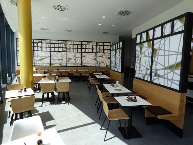 Einrichtung eines Sushi,- und Asiarestaurant in Lübeck von Möbel ...