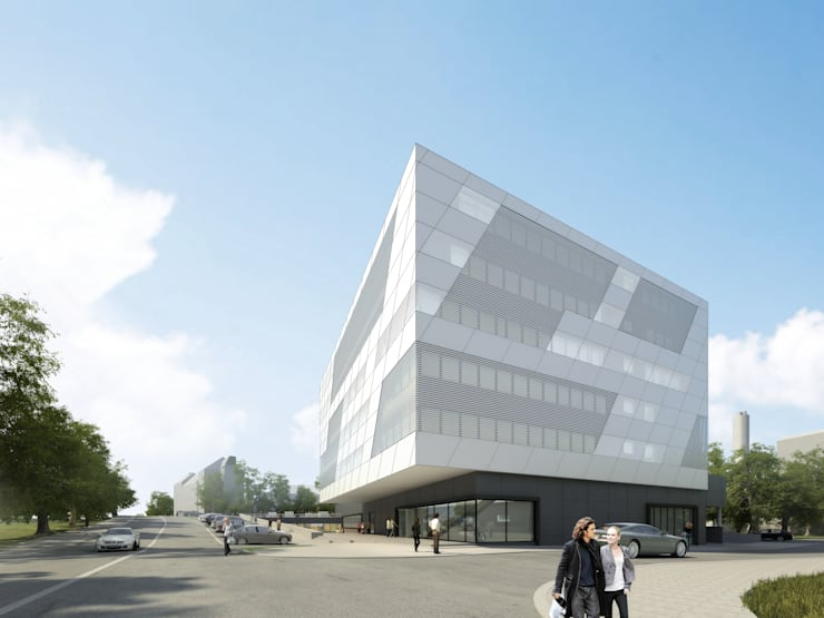 Center for Advanced Mobility, Aachen:   by studioMDA