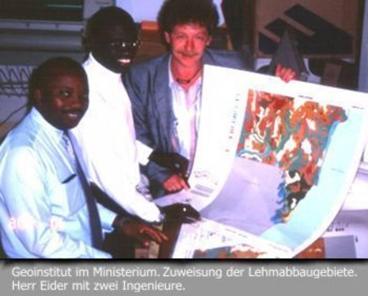 Eiwa Lehm know-how für gambia in afrikaeiwa lehm gmbh | homify