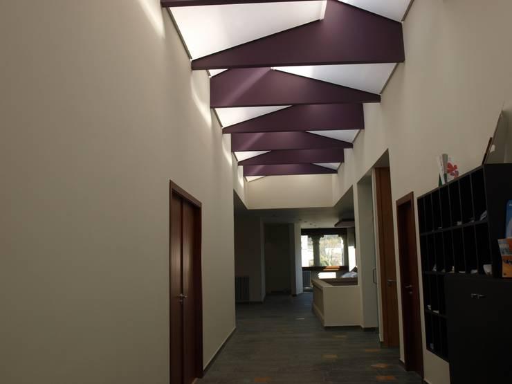 Meira: Edificios de oficinas de estilo  de Liquen