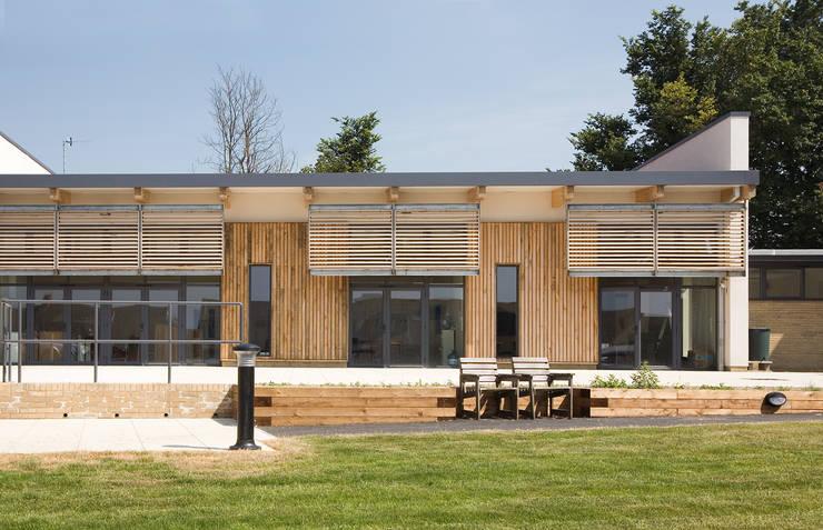 George Williams Mews - Life Skills :   by ABIR Architects
