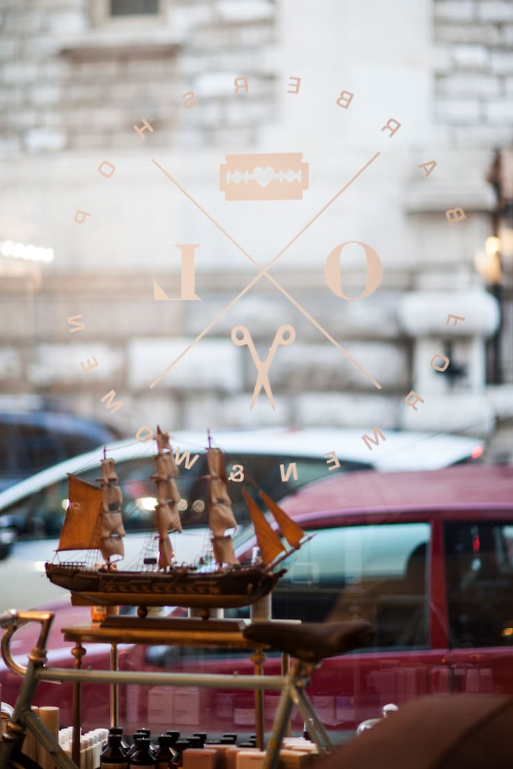 OneLove Barbershop – Nice: Locaux commerciaux & Magasins de style  par EURL STEVE BALDINI