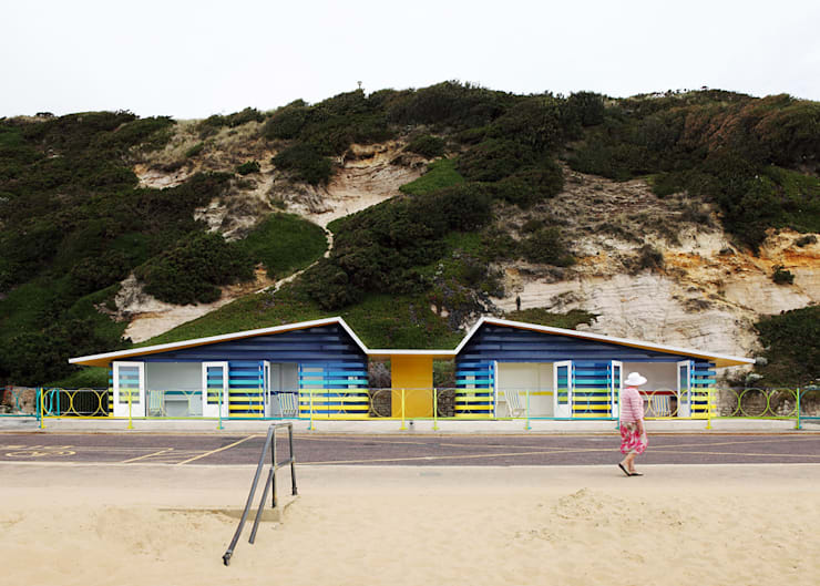 The Seagull & The Windbreak:   by ABIR Architects