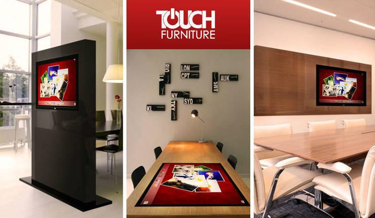 5 dakika Deneyim Tasarımı / Experience Design – TOUCH Furniture: modern tarz , Modern