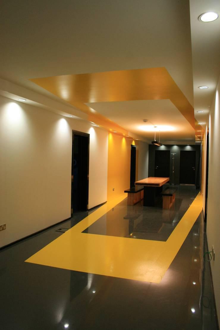 5 dakika Deneyim Tasarımı / Experience Design – Fox International Ofis Alanı Uygulama:  tarz Ofis Alanları