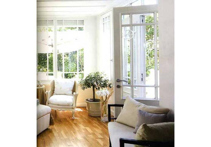 Paker Mimarlık – GARCIA EVİ:  tarz Oturma Odası