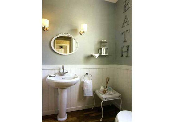 Paker Mimarlık – GARCIA EVİ:  tarz Banyo