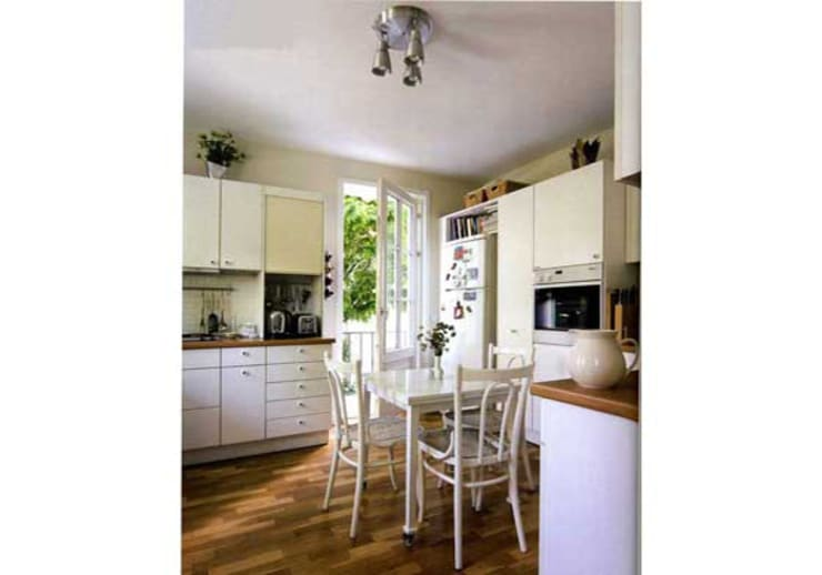 Paker Mimarlık – GARCIA EVİ:  tarz Mutfak