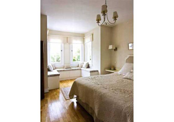 Paker Mimarlık – GARCIA EVİ:  tarz Yatak Odası