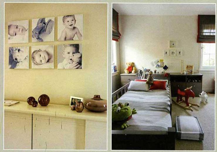 Paker Mimarlık – GARCIA EVİ:  tarz Çocuk Odası