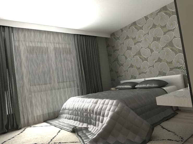Квартира в ЖК «Столичная недвижимость»:  в . Автор – Murat Sabekov