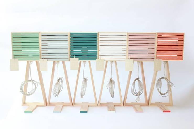 Hurlu Design: Salle à manger de style  par Good Morning Design