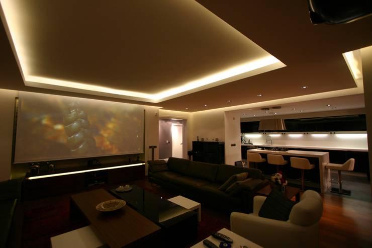 avci_burak – M.B. Evi: modern tarz Oturma Odası