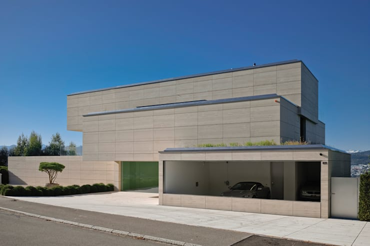 A Descender Front Garage Door:  Windows & doors  by Descender Fronts by Kollegger