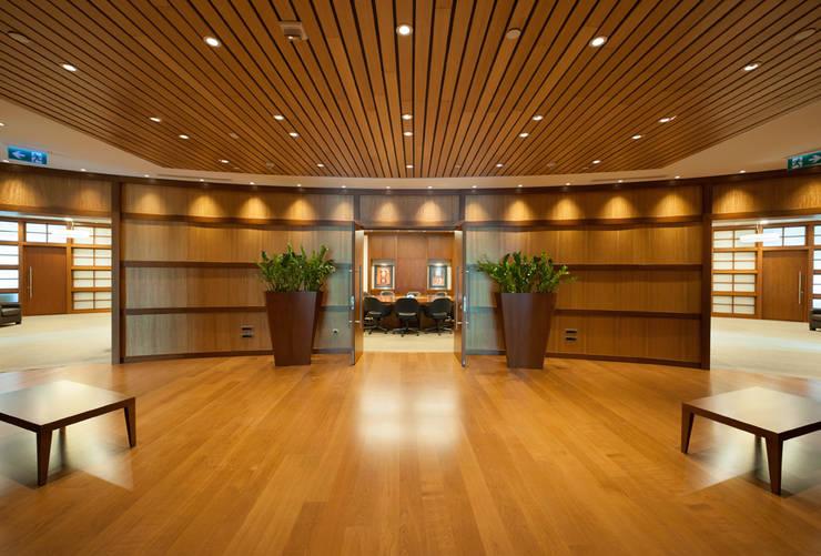 Paker Mimarlık – GARANTI BANK GENEL MÜDÜRLÜK  RENOVASYON PROJESİ:  tarz Ofis Alanları