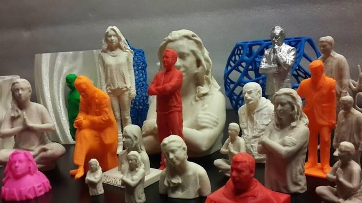 5 dakika Deneyim Tasarımı / Experience Design – 3D Print Deneyim:  tarz