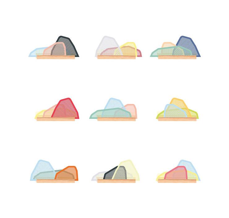 Camille Hesnard: Salon de style  par Good Morning Design