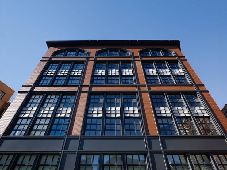 Franklin Street, New York:  Houses by studioMDA