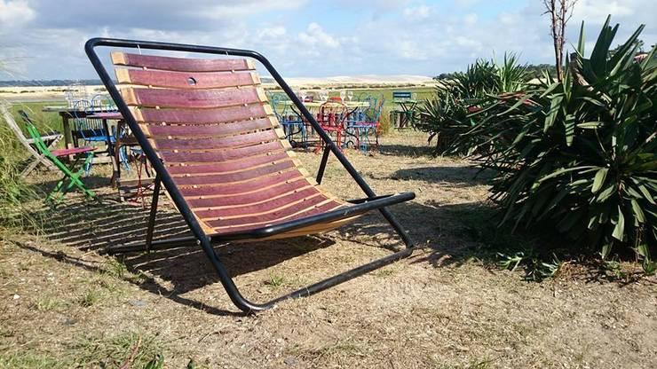 Rémi Denjean: Jardin de style  par Good Morning Design