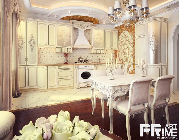Кухня Классика: Кухни в . Автор – 'PRimeART',
