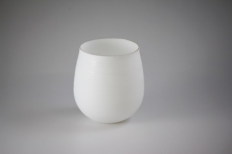Egg Shell Kaori (A porcelain cup):  Kitchen by Rin crossing