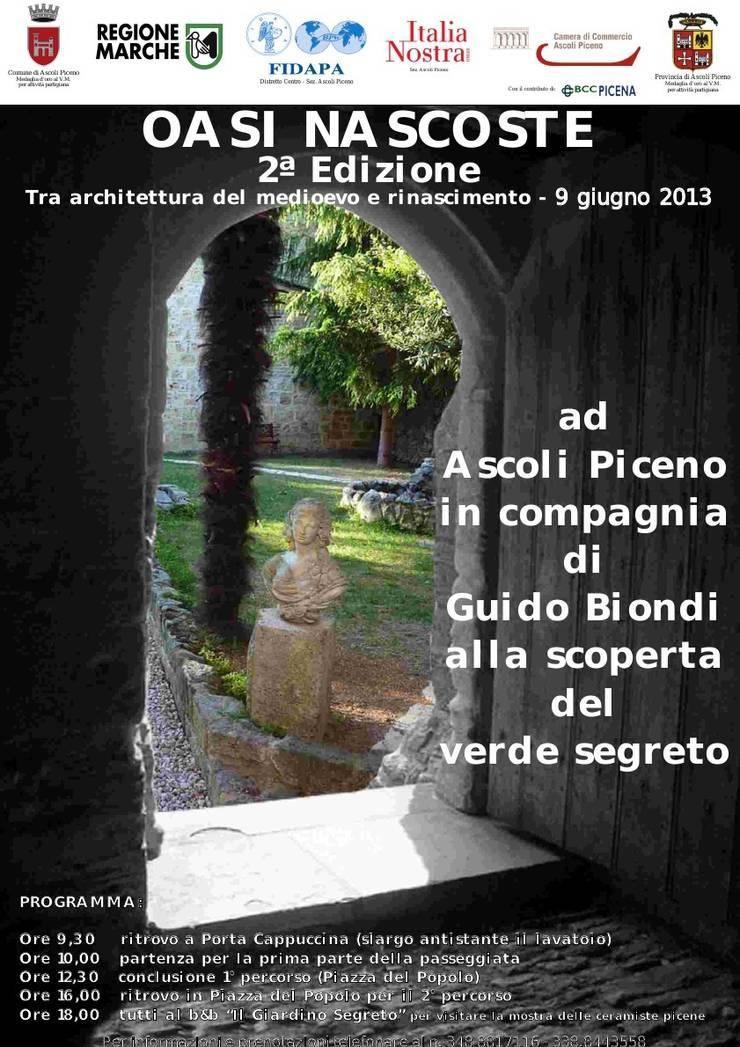 Giardino segreto:  in stile  di Mauro Morganti