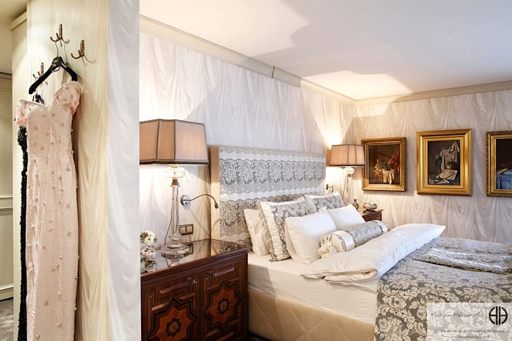 classic Bedroom by homify