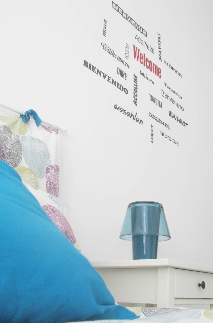 dettagli: Camera da letto in stile  di SLP arch, Minimalista