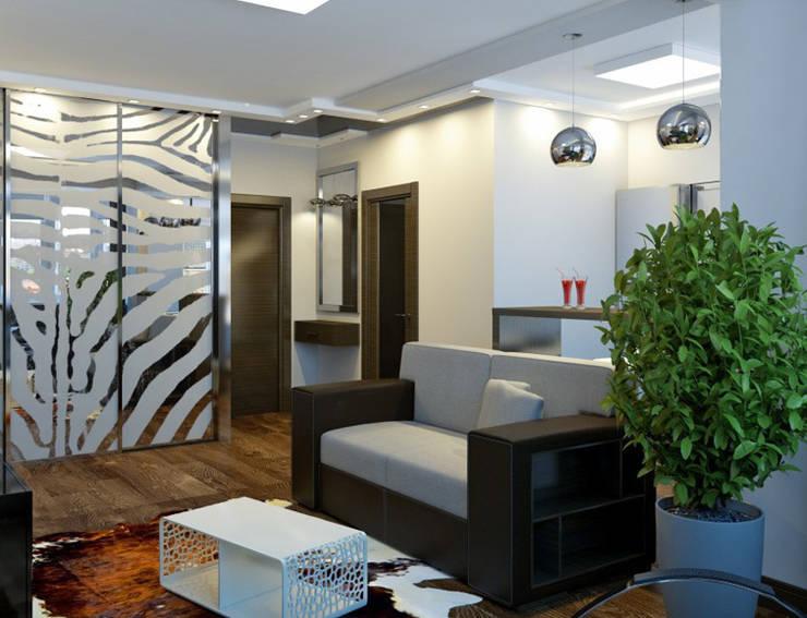 Квартира студия:  в . Автор – Murat Sabekov