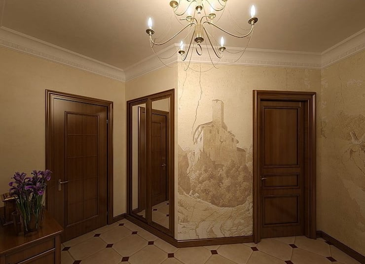 apartment Interior:  в . Автор – Murat Sabekov