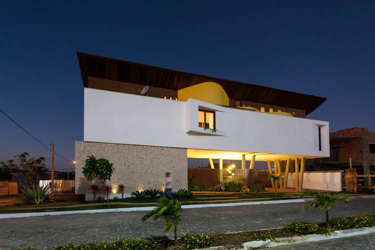 Casa do Arquiteto:   por Jirau Arquitetura
