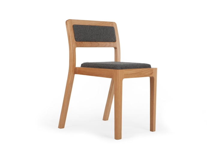 Long Eaton Stacking Chair & Bench:  Dining room by Assemblyroom