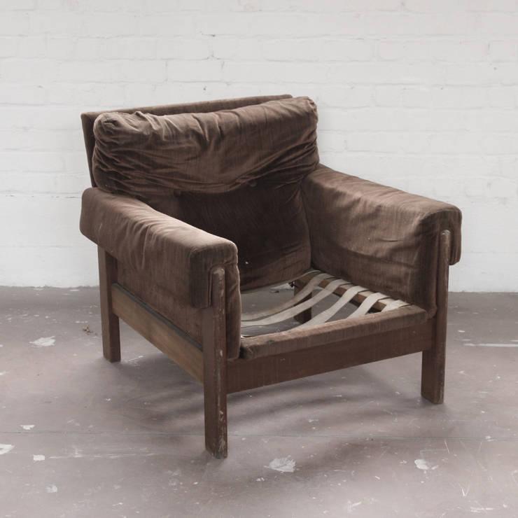 Wooden Chair – Atelier 4/5:  de style  par  Atelier 4/5