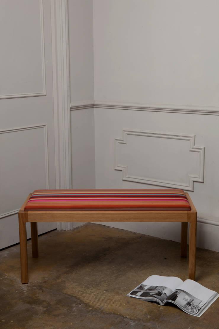 Barnsbury Bench:  Corridor, hallway & stairs by Assemblyroom