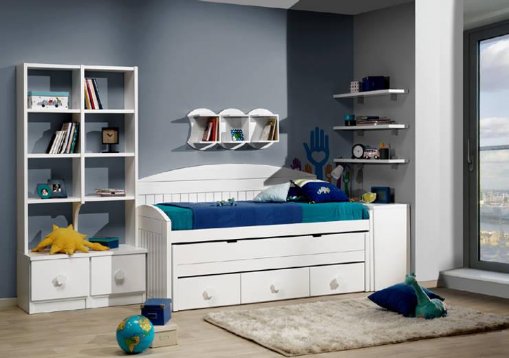 غرفة نوم تنفيذ muebles dalmi decoracion s l