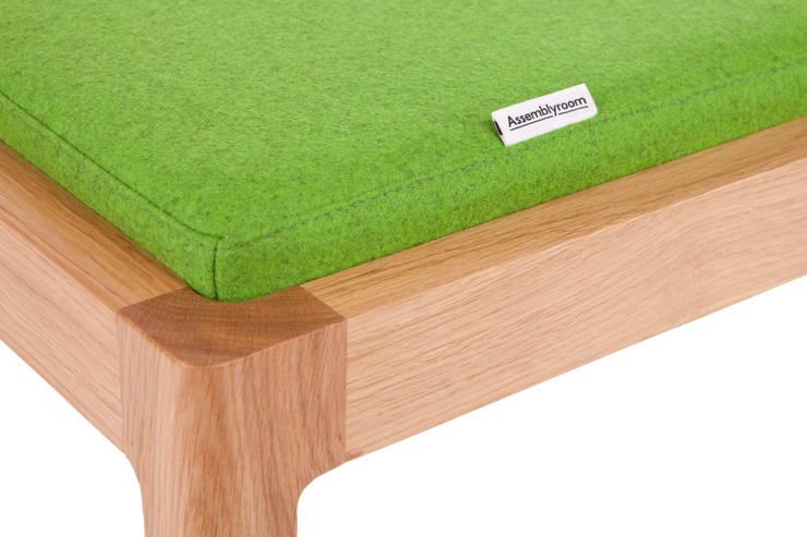 Barnsbury Bench:  Bedroom by Assemblyroom