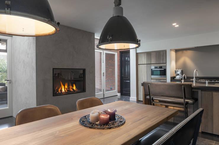 project 'Laren':  Keuken door Boley